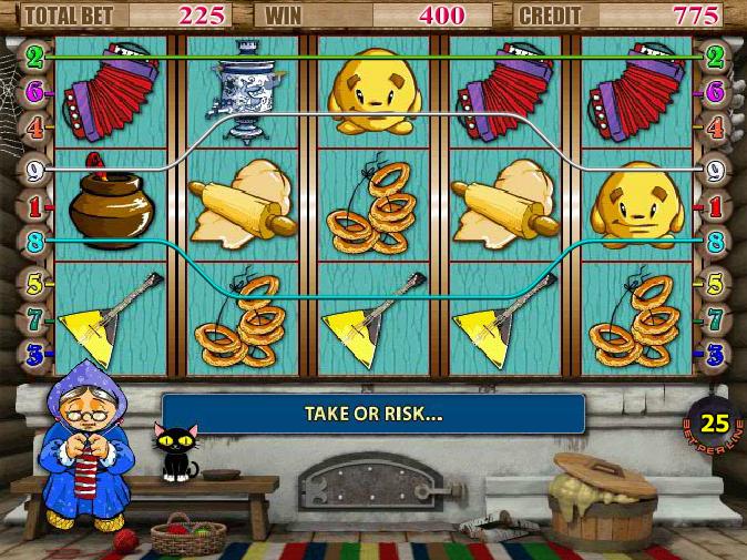 колобок игровые автоматы